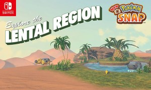 New Pokémon Snap is coming on 4/30—explore the Lental Region now!