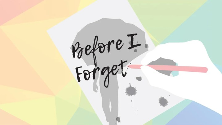 Before I Forget
