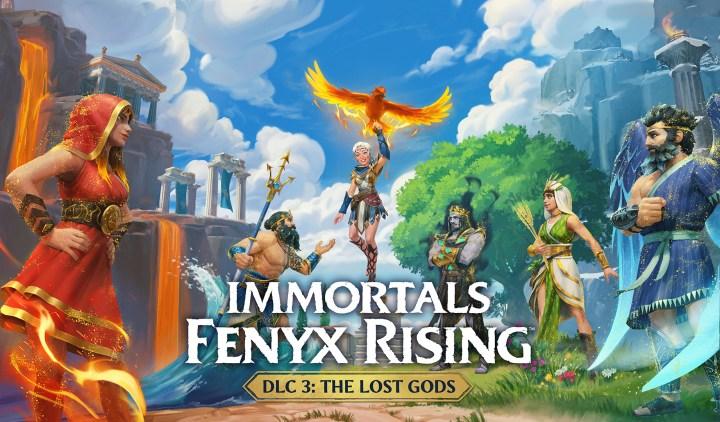 Immortals Fenyx Rising – The Lost Gods (DLC)