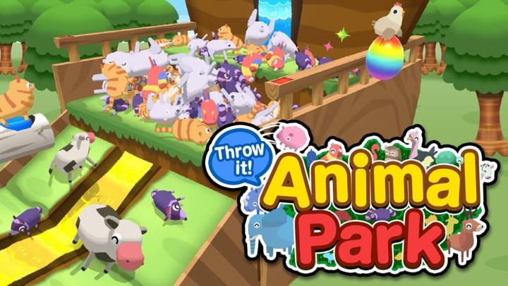 Throw it! Animal Park