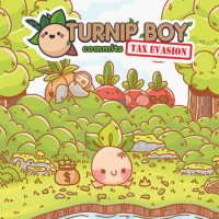 Turnip Boy Commits Tax Evasion From Graffiti Games and Snoozy Kazoo Coming to Retail Outlets Globally on Nintendo Switch
