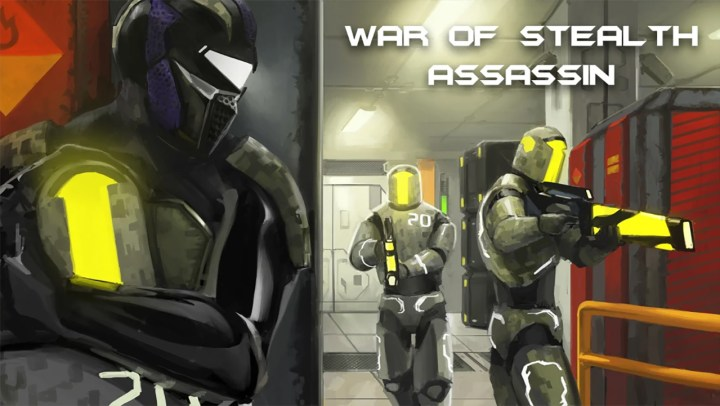 War Of Stealth - assassin