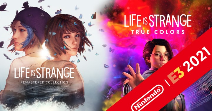 LIFE IS STRANGE: TRUE COLORS AND THE LIFE IS STRANGE: REMASTERED COLLECTION ARE COMING TO NINTENDO SWITCH