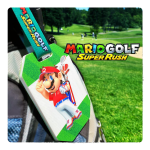 Mario Golf: Super Rush ID tag