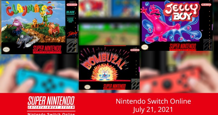 Three New Super NES Games Arriving to Nintendo Switch Online