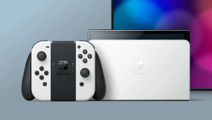 Nintendo Switch (OLED model) - TV Mode