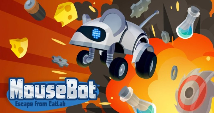 MouseBot: Escape from CatLab