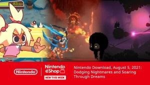 Nintendo Download August 5, 2021: Dodging Nightmares and Soaring Through Dreams
