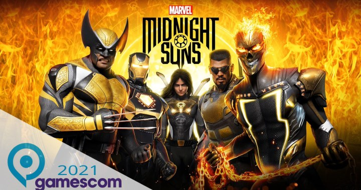 Marvel's Midnight Suns Launches Worldwide in March 2022