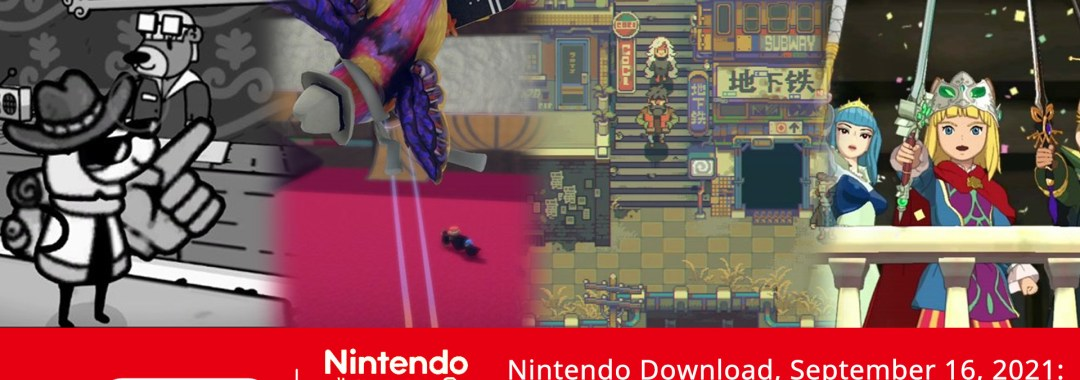 Nintendo Download, Sept 16, 2021: Birds, Cameras, Explorers and a Dash of Ding Dong Dell
