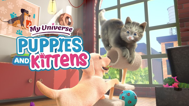 My Universe - Puppies And Kittens