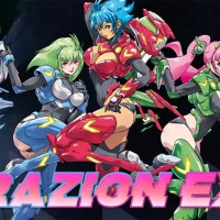Razion EX gets a digital download release - coming in September 16th 2021
