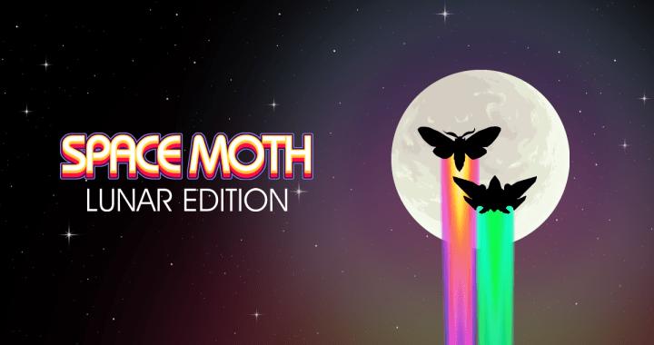 Space Moth: Lunar Edition