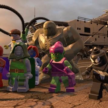LEGOMarvel Super Heroes