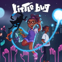 Escape from the fantasy world in Little Bug an amazing adventure platformer