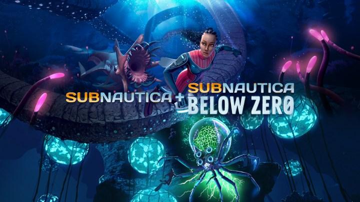 Subnautica + Subnautica: Below Zero