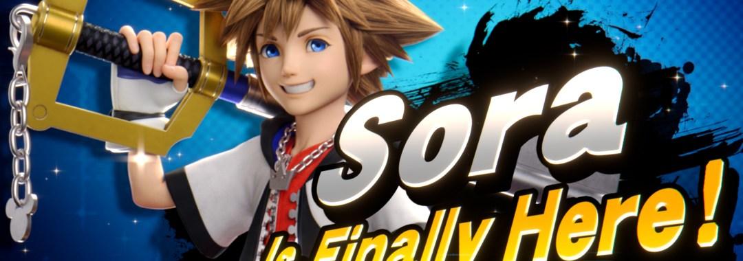 Switch SuperSmashBrosUltimate Sora reveal screenshot 02