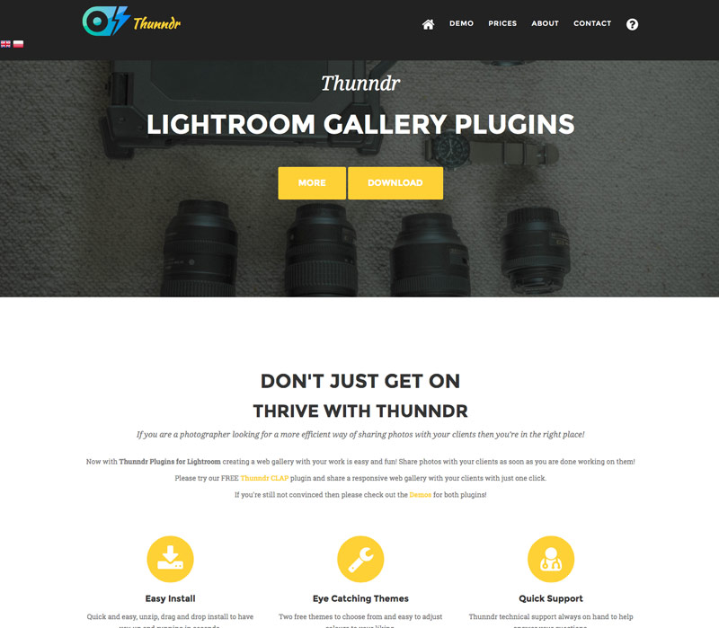 thunndr.com, great lightroom plugins for processing and managing images
