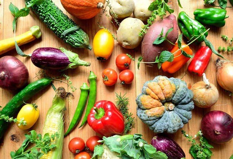 أفضل 10 خضروات صيفية لإضافتها إلى النظام الغذائي الخاص بك أحلى هاوم