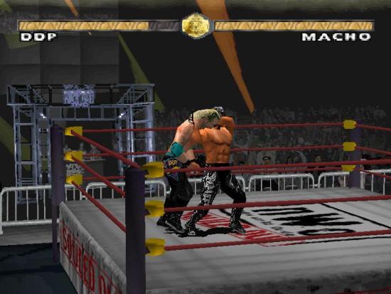 WCW Nitro PS1 ROM #32