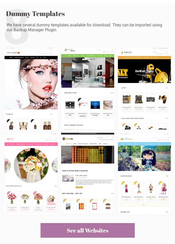 Kingdom - WooCommerce Amazon Affiliates Theme - 13