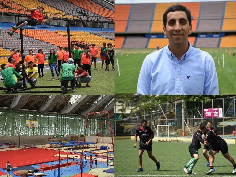 Deporte y recreación en Medellín