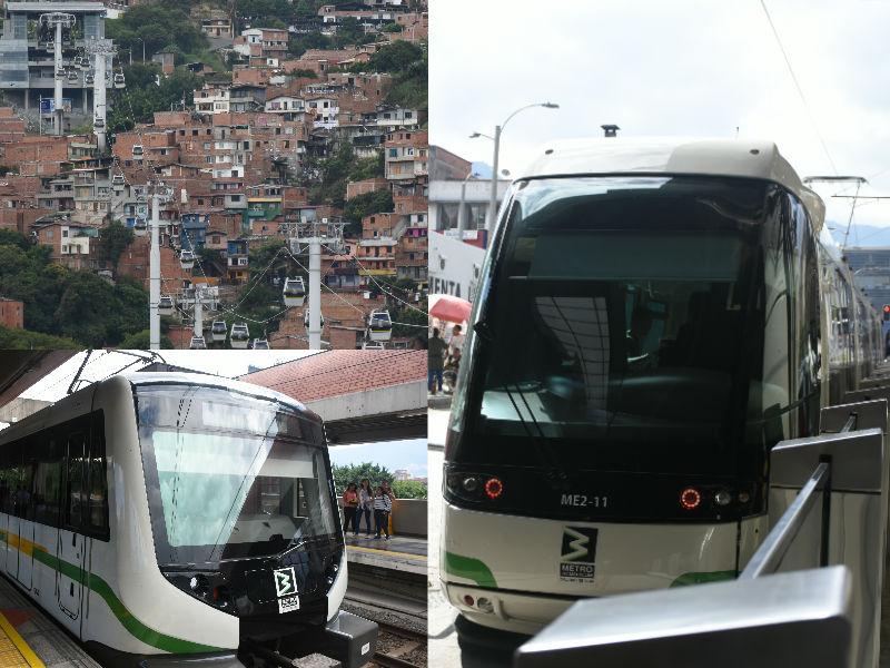 Sistema de transporte inclusivo en Medellín