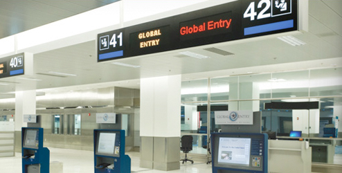 Global Entry Travel Information American Airlines