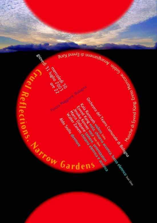 Eyvind Kang - Cruel Reflections - Narrow Gardens