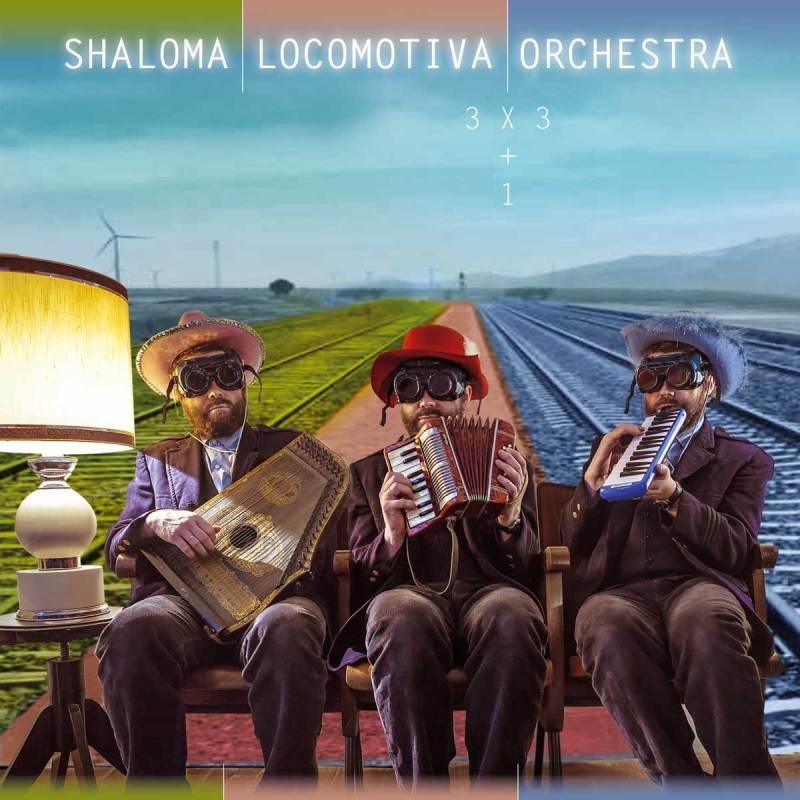 Shaloma Locomotiva Orchestra - i dischi di angelica IDA 044 - COVER