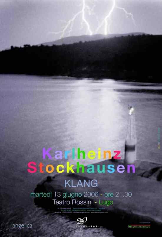 Stockhausen Klang - Lugo