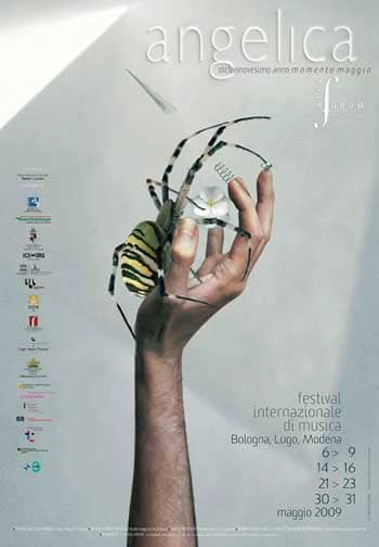 Poster - Festival AngelicA 19, 2009 - aaa art angelica