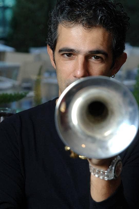 Paolo Fresu (Photo by Roberto Chiovitti)