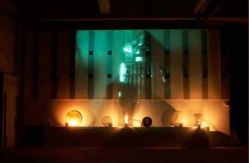 Pierre Bastien - Somewhere in the dark