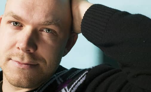 Øyvind Torvund ( Photo by Paul Griffiths )