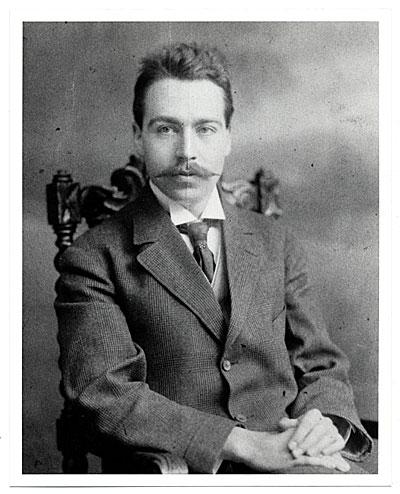 Walter Pach, ca. 1909