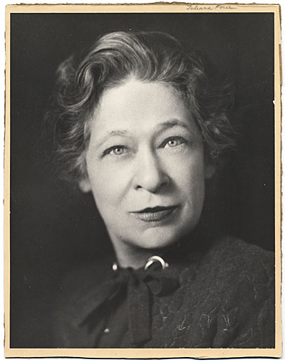 Juliana Force, C. 1940