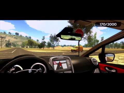The Good Drive simulateur de conduite en ligne application mobile entraînement permis de conduire