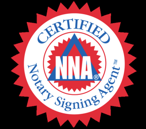Notary closing agent