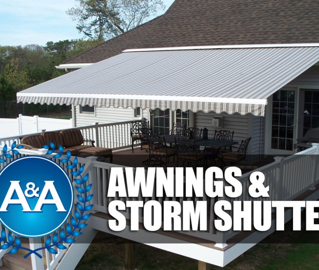 Retractable Commercial Awnings Patio Awning Door Awning Business Awnings In Hampton Roads