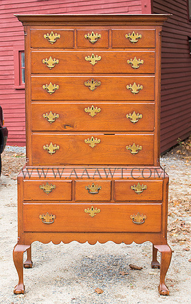 Short And Long Dresser