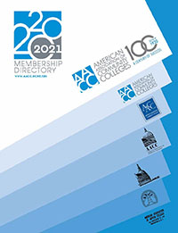 Image: 2020-21 AACC Membership Directory cover