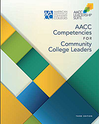 Image: AACC Competencies for Community College Leaders, Third Edition cover