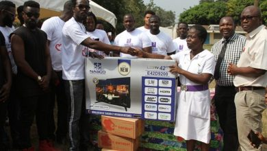 Photo of VIDEO: Sarkodie Supports Kwaw Kese's Donation