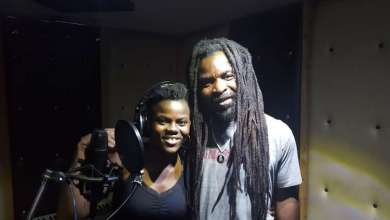 Photo of Rocky Dawuni and Wiyaala Collaborate in Nairobi