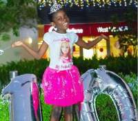 DJ Switch Switches To A Barbie Girl As She Turns 10