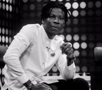 "Video: ""Even if you abuse water you will die, so why Tramadol?""- Stonebwoy cautions youth"