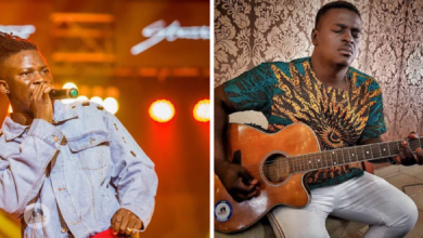 Photo of Stonebwoy Finally Reacts To Kumi Guitar's Diss Song – Sends Kumi A Strong Warning Not To Mess With Him