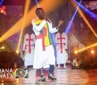 Bola Ray reacts to Patapeezy's performance at Ghana meets Naija 2018 concert
