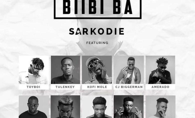 Sarkodie - Biibi Ba (feat. Lyrical Joe, Tulenkey, Frequency, Kofi Mole, Toy Boi, Yeyo, Amerado, 2 Fyngers, O'bkay & Cj Biggerman)